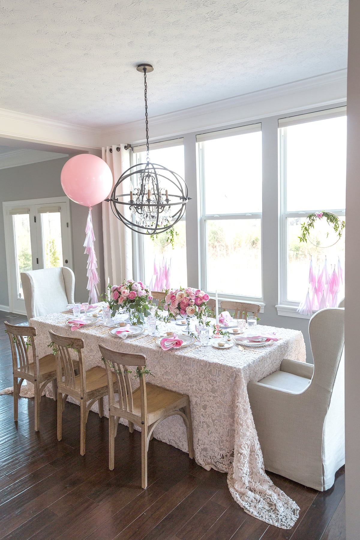 Stylish Mother's Day Brunch Party