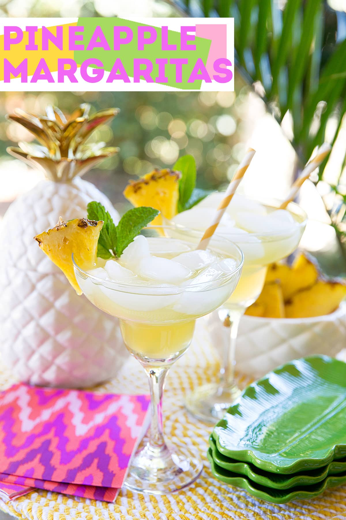 Pineapple Margarita!