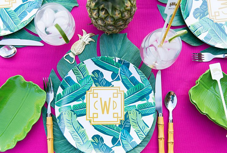 Throw a Palm Beach Chic Party!