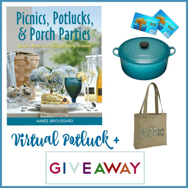 picnics potlucks and porch parties