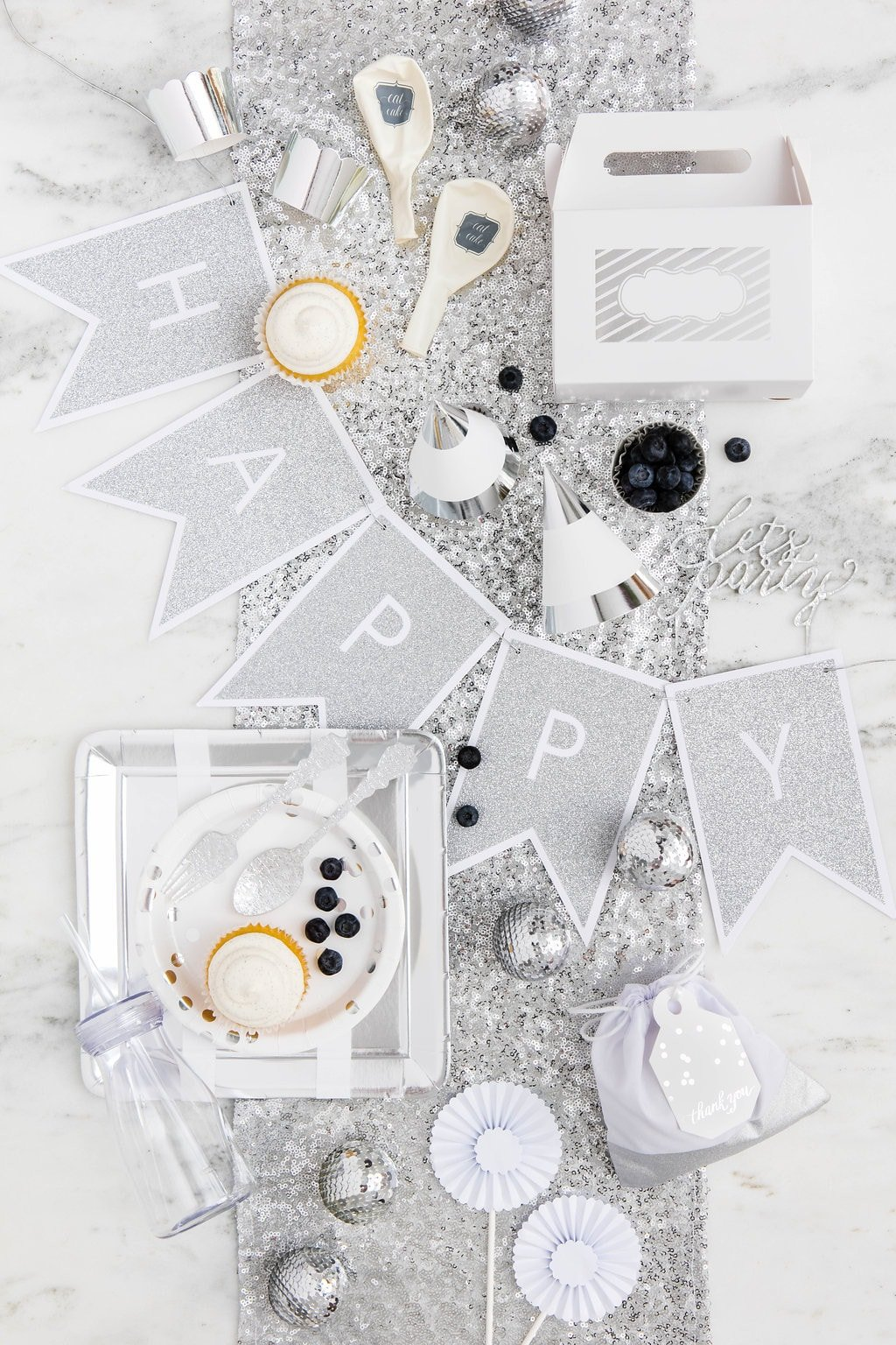 Stylish Parties, curated and packaged up for you!