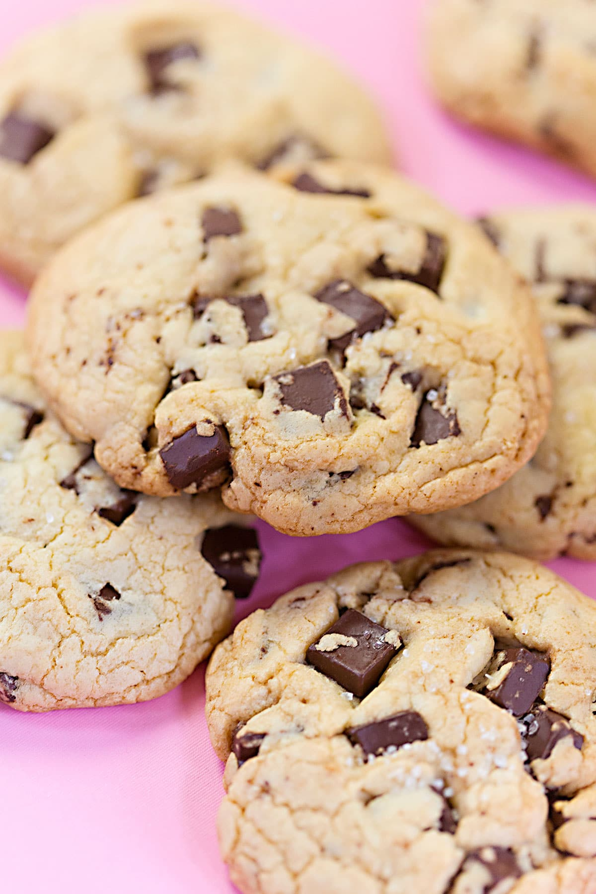 Dark Chocolate Chunk Cookies + FAB Giveaway! | Pizzazzerie