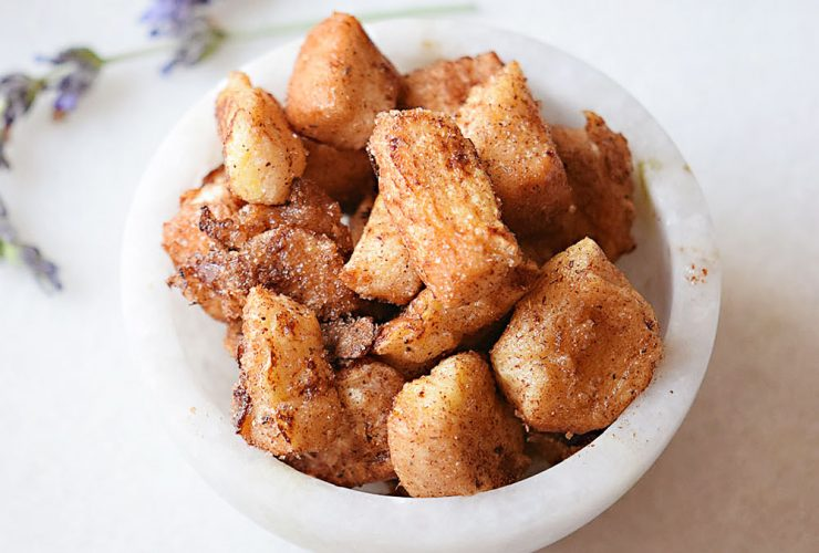Party Food Faves: French Toast Bites