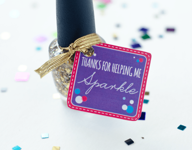 Clever and Easy Thank You Teacher Gifts!