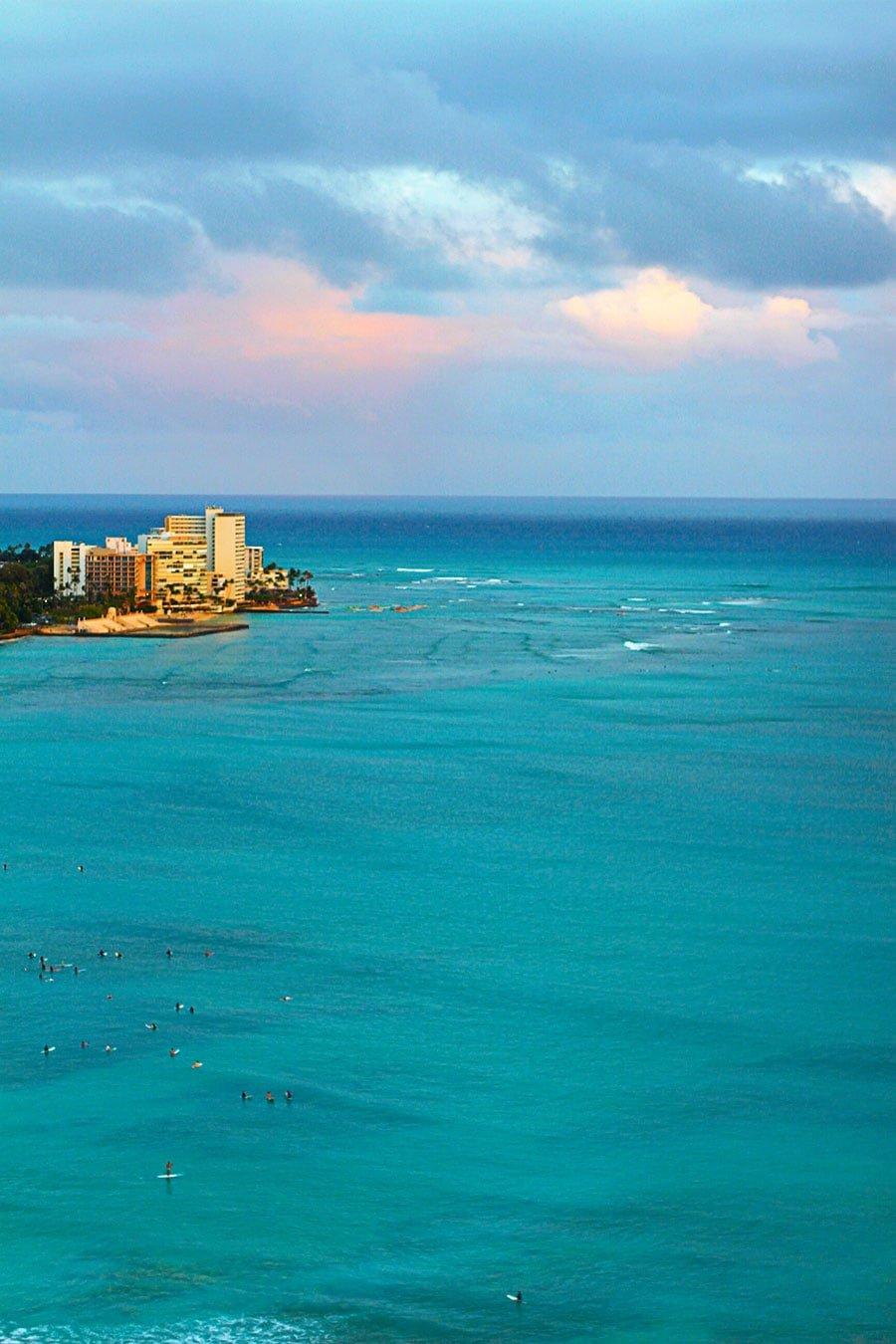 Hawaii's Waikiki Beach + Tips for the Island!