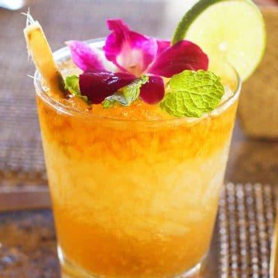 famous mai tai recipe from hawaii