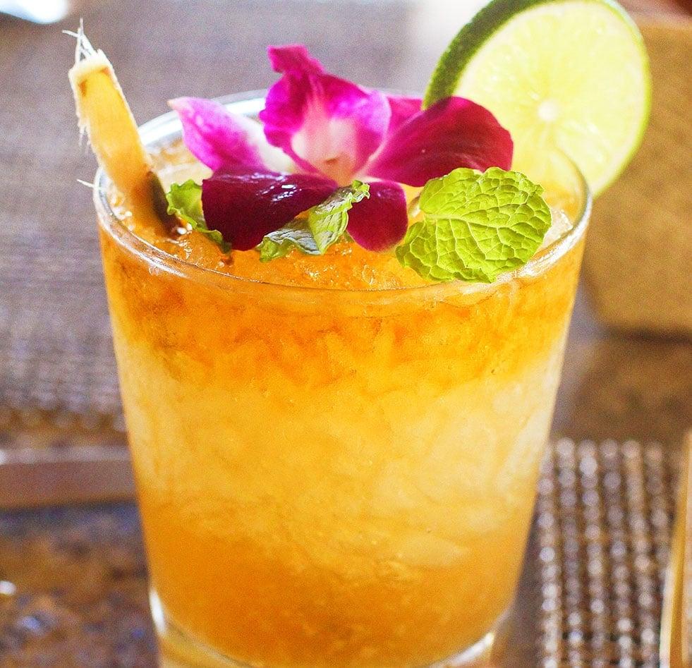 Mai Tai Cocktail The Famous Halekulani ...
