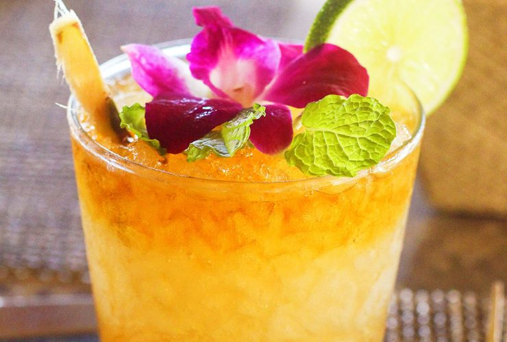 The Famous Halekulani Mai Tai Recipe