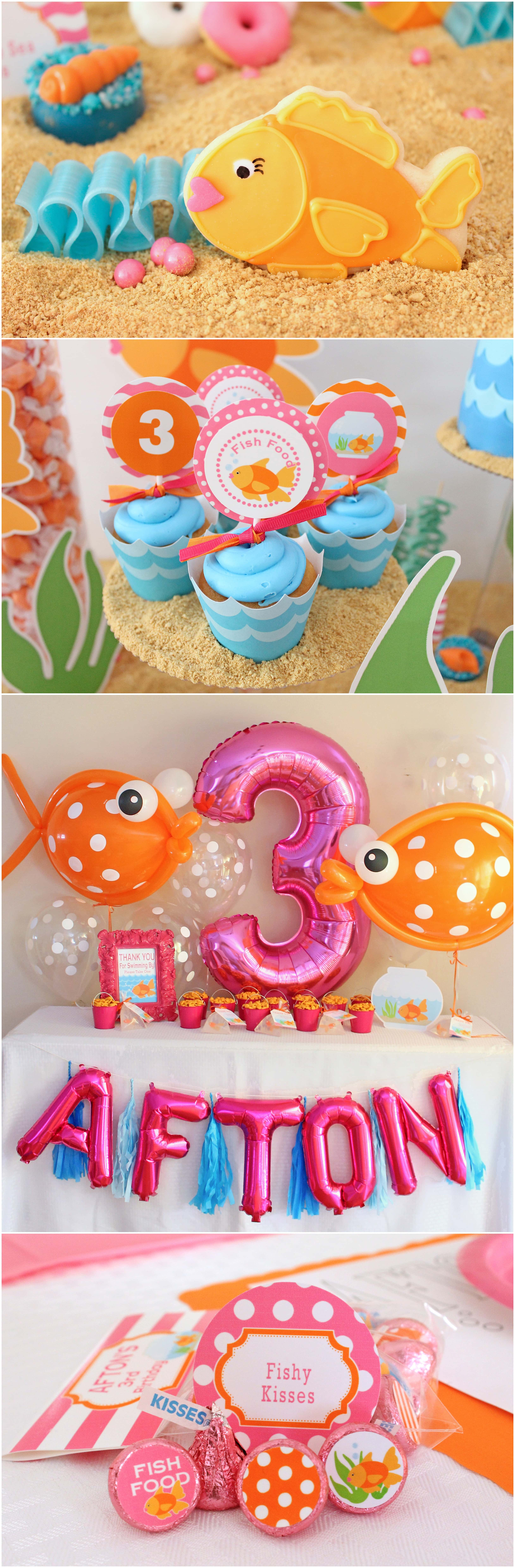 Cute Under the Sea Party!