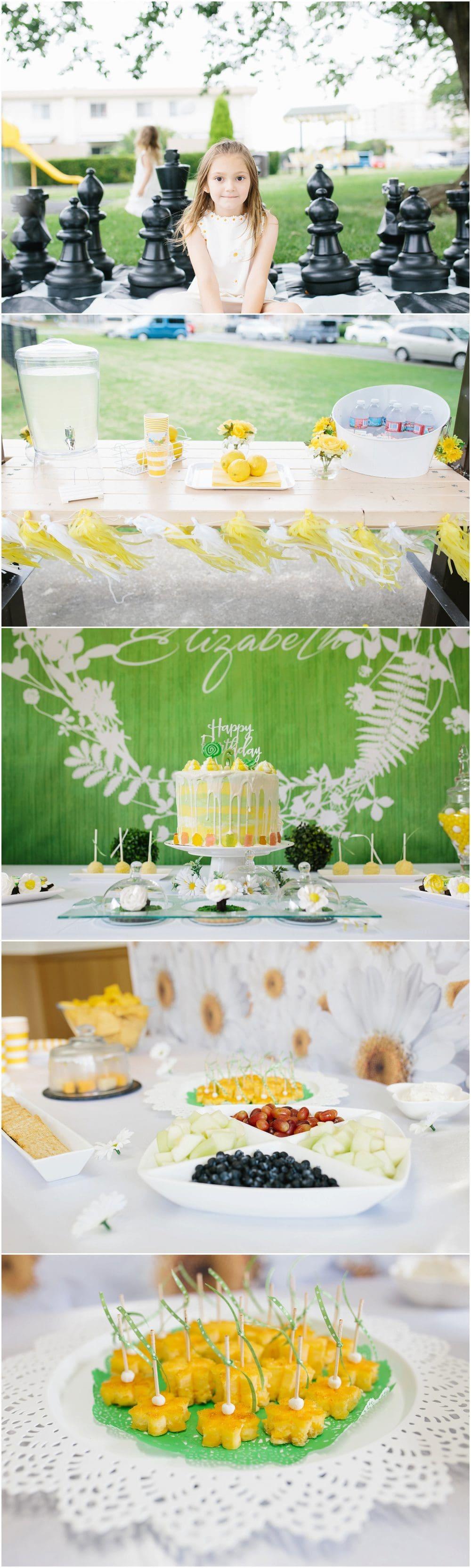 Cute Daisy Birthday Party
