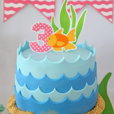 Cute Under the Sea Fish Party!