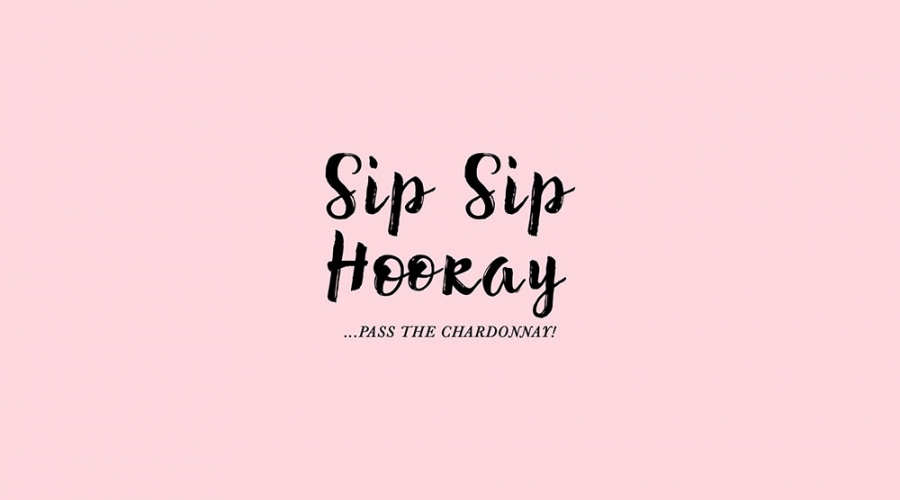 Sip Sip Hooray, Pass the Chardonnay | Free Desktop Backgrounds