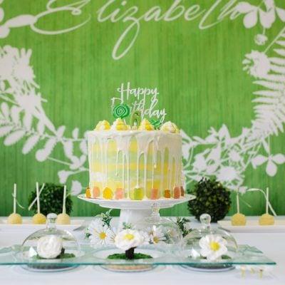 Daisy Birthday Party