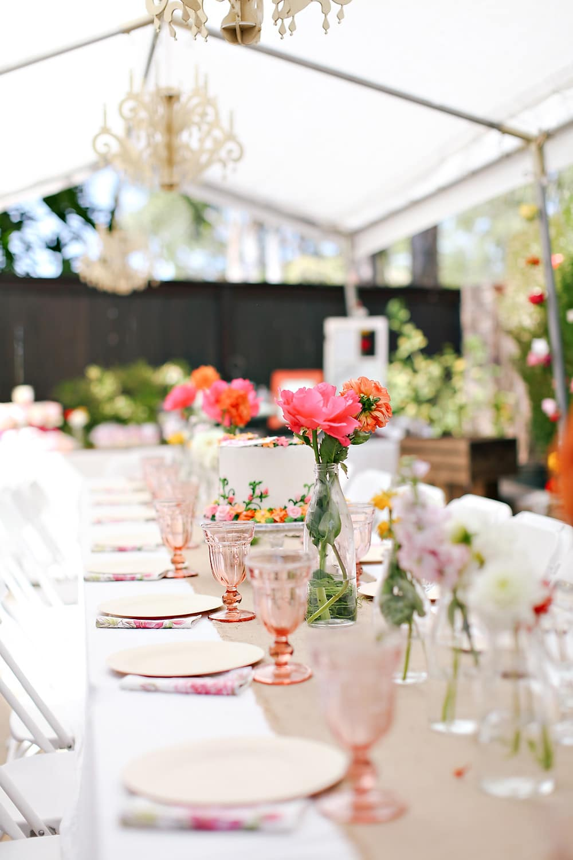 Secret Garden Themed Party