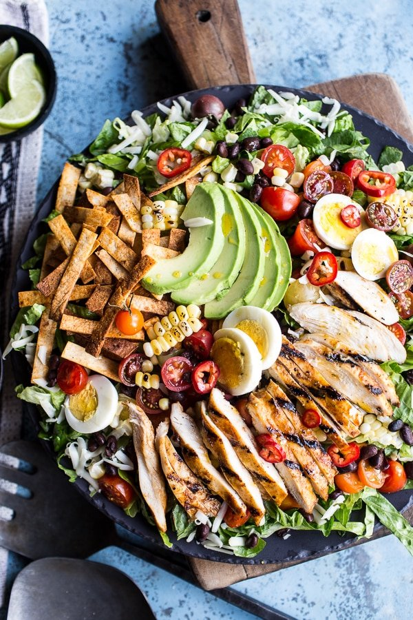 Mexican Dinner Ideas For A Dinner Party Part - 15: Salads Perfect For Dinner Parties!