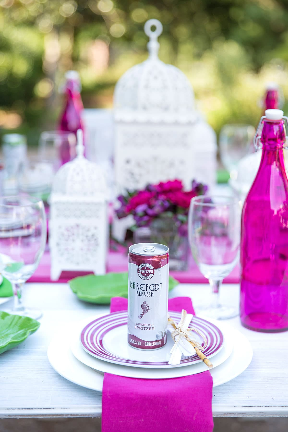Tips for stylish summer soirees!