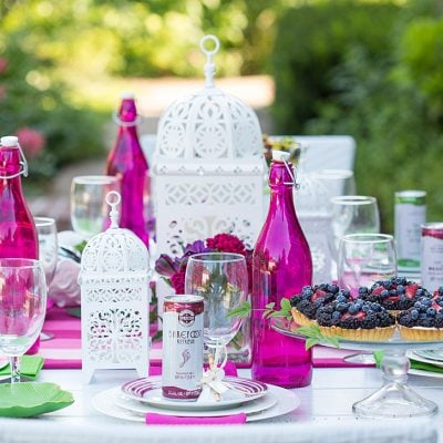 Host a summer party!