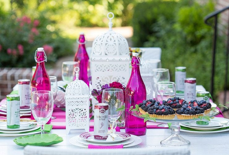 Host a Poolside Summer Celebration