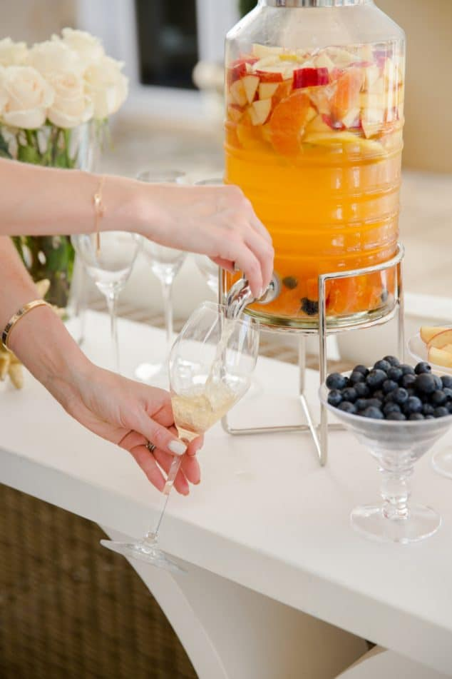 How to set up the ultimate Sangria Bar