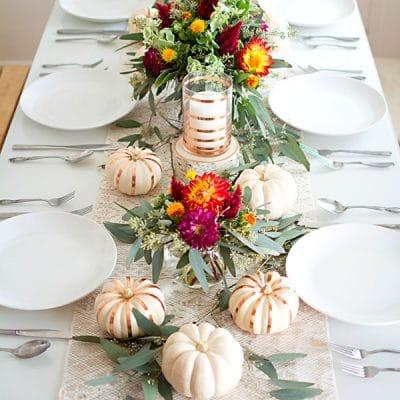 9 Stunning Fall Tabletops