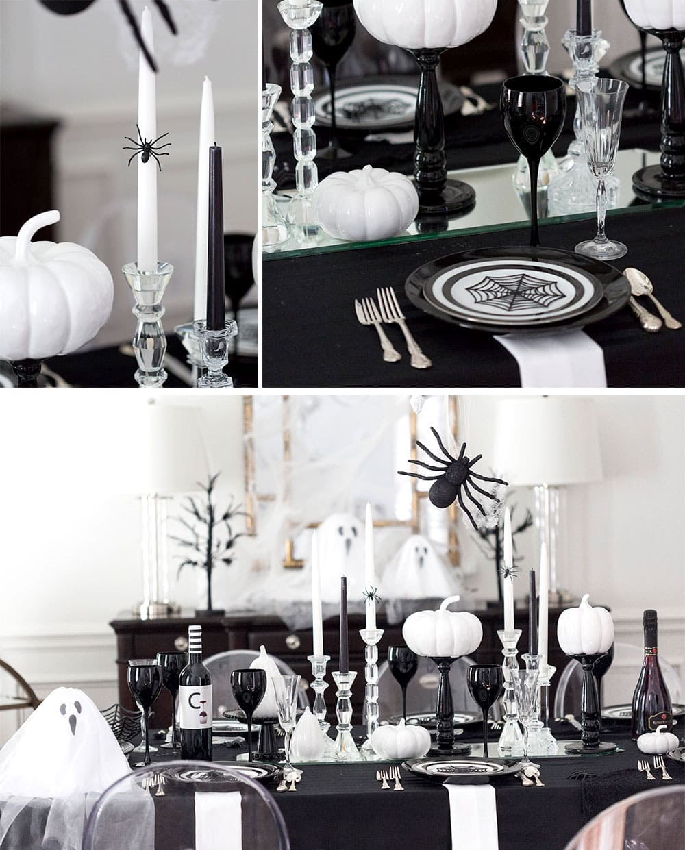 host a spooktacular halloween dinner party pizzazzerie