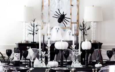 Host a Spooktacular Halloween Dinner Party