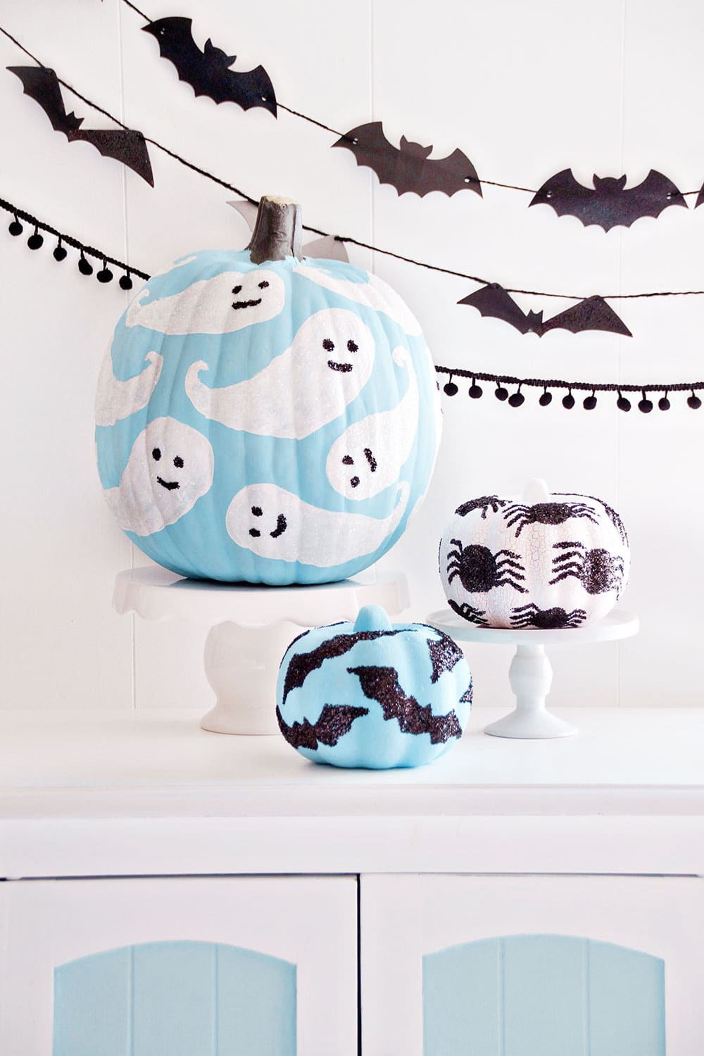 Painted Pumpkin DIY Ideas