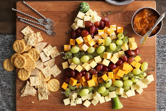 Christmas Appetizer Board