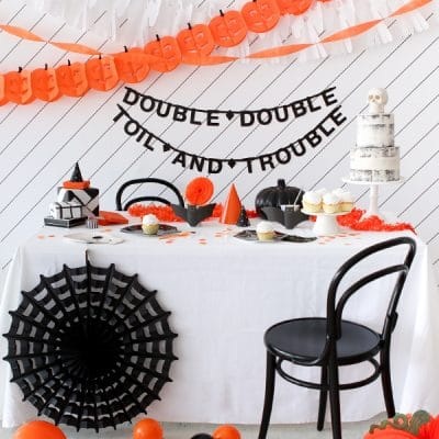 Halloween Party Ideas and Supplies