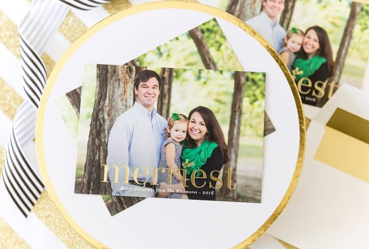 2016 Holiday Cards & Minted $300 Giveaway!