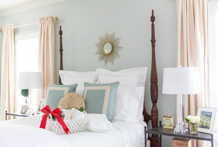Prepping for the Holidays: Guest Room Makeover