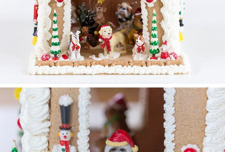 A Gingerbread Doghouse & More Gingerbread Inspiration!