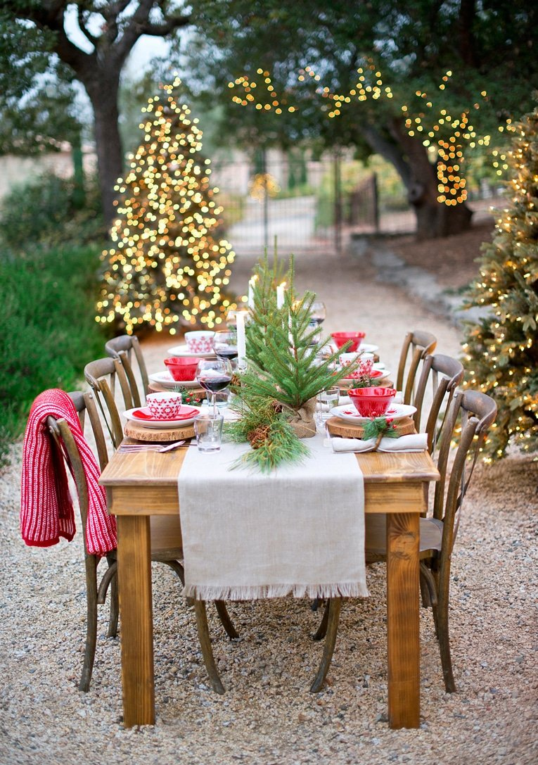 11 Festive Holiday Tablescapes To Inspire You Pizzazzerie