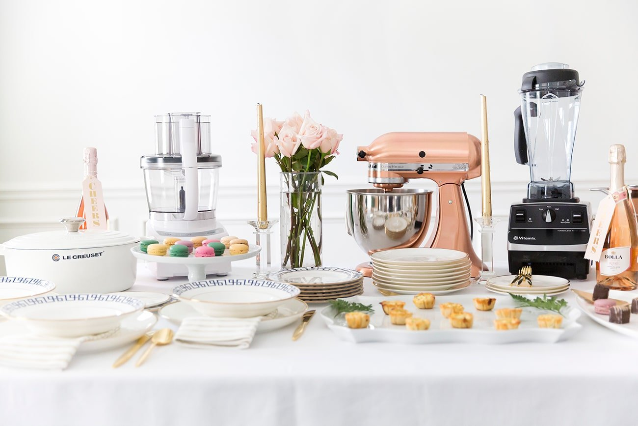 What to registry for? Top picks for party lovers!