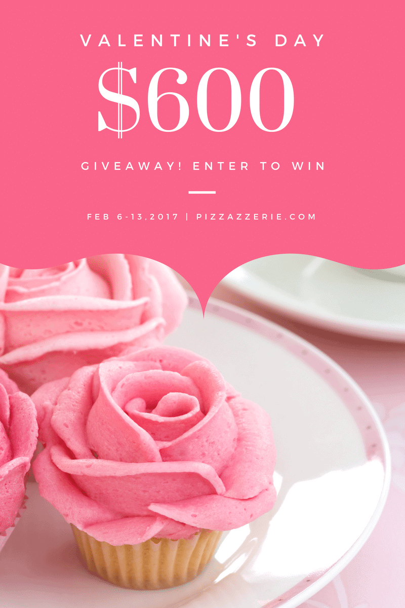 Win $600, fabulous giveaway!