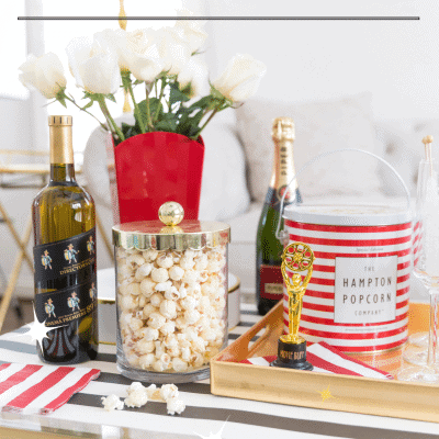 Host an Oscars Viewing Party at home!