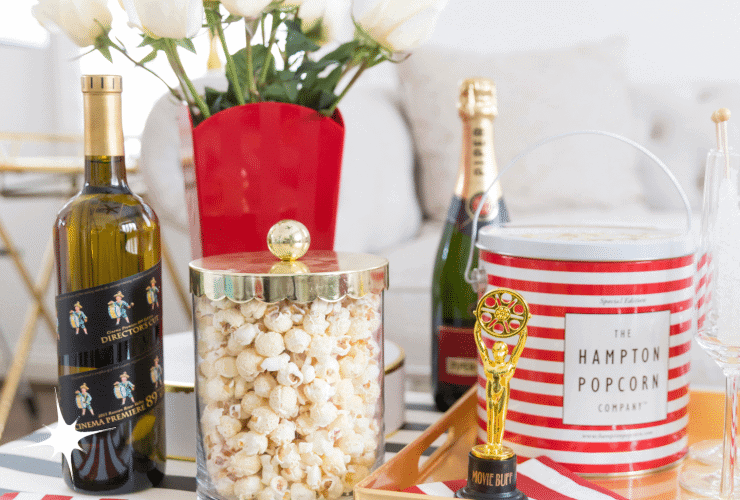 Host Your Own Oscars Viewing Party!