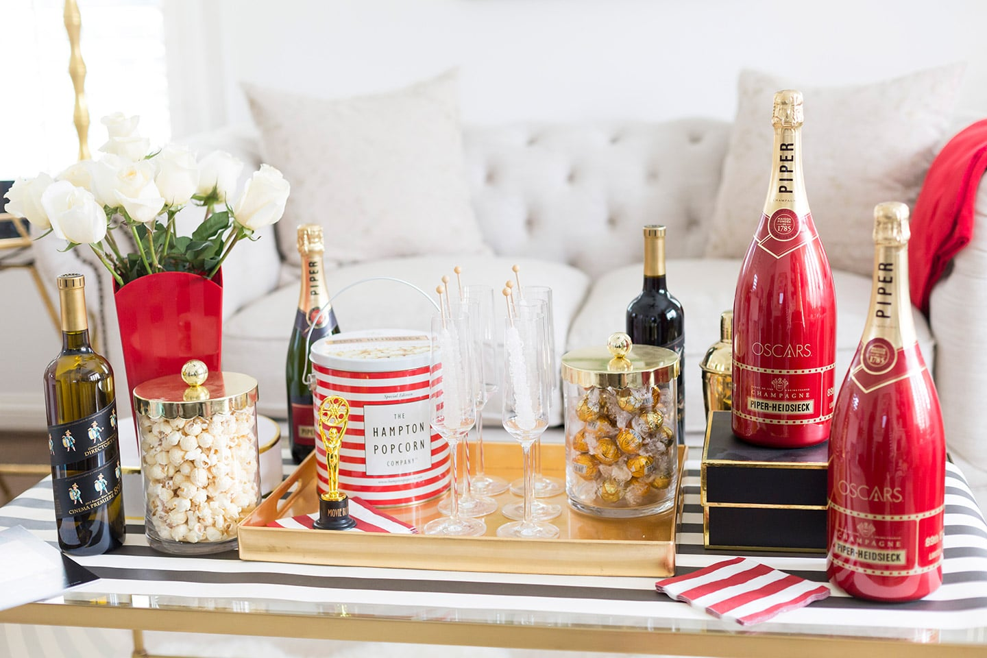 Oscars Viewing Party Tips!