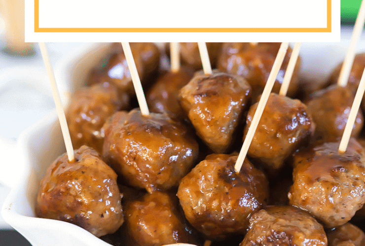 Appetizer Faves | Spicy Cocktail Sausage Balls!