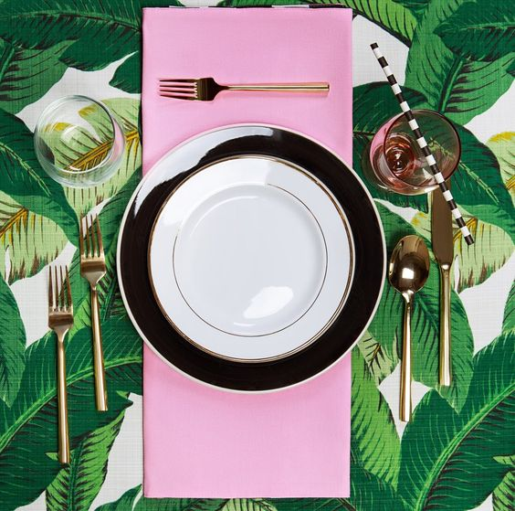 Rent the Runway for Tablescapes!