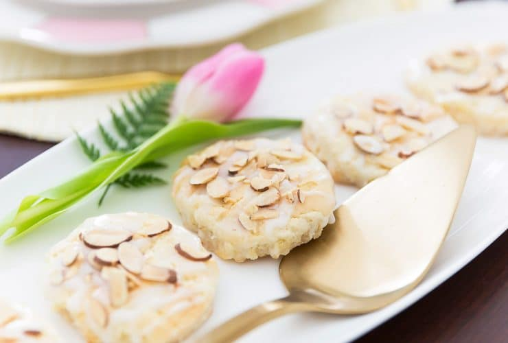 How to Make Almond Pastry Cookies