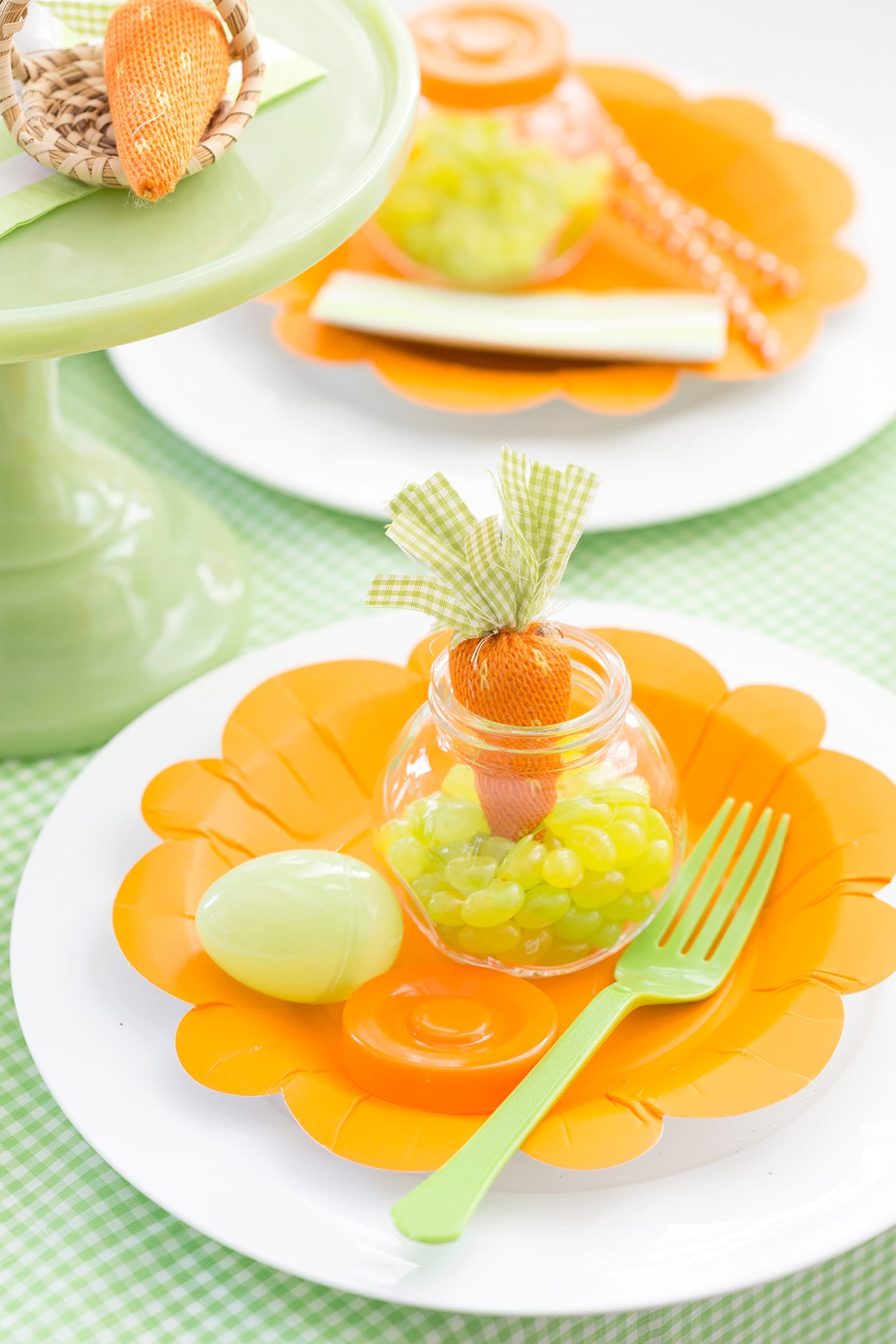 Easter Kids Table Place Setting!