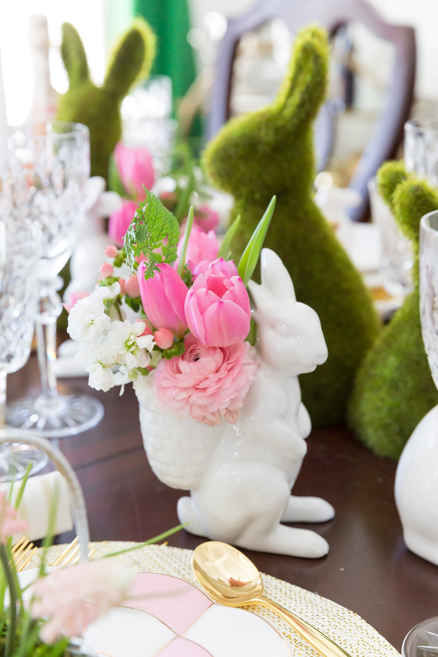 Tips for your Easter Tablescape