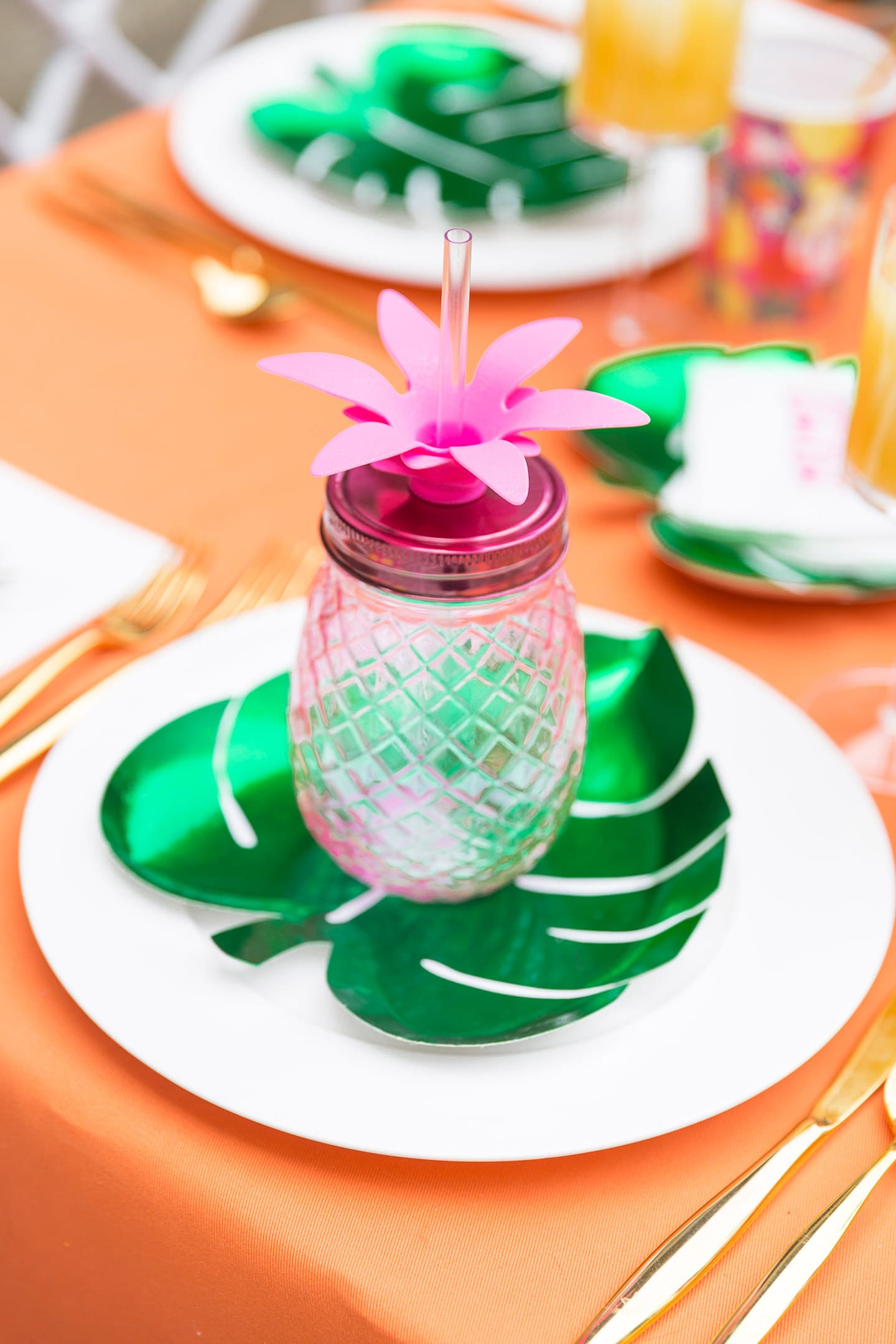 Tropical Soiree Party!