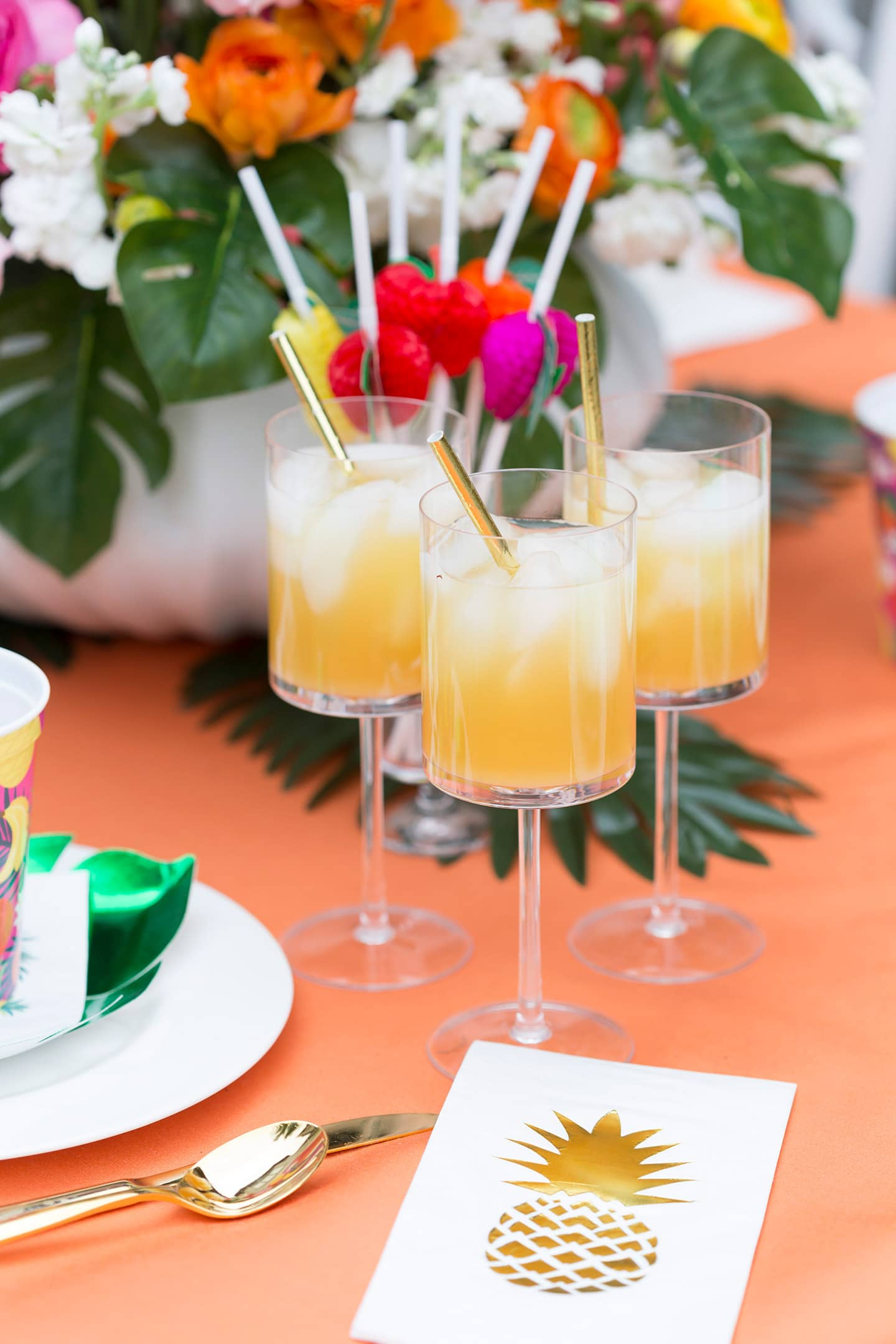 Tropical Soiree Party Details