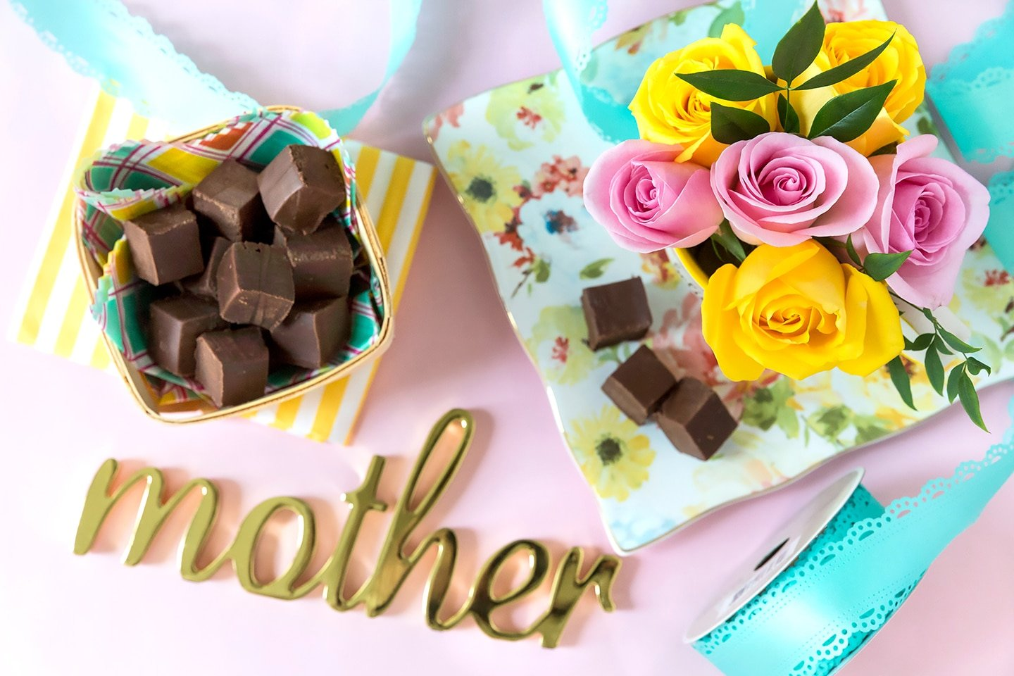 Celebrate with Chocolate for Mother's Day