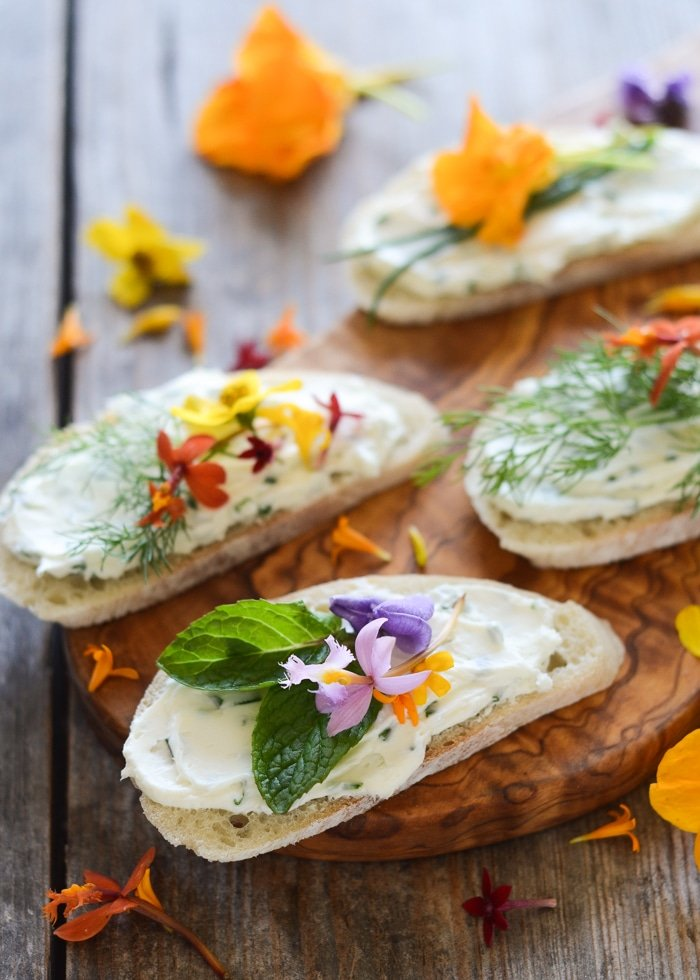 Creative Uses for Edible Flowers