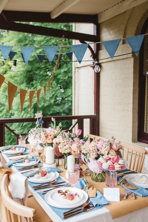 Mother's Day Brunch Recipes and Tablescape Inspiration