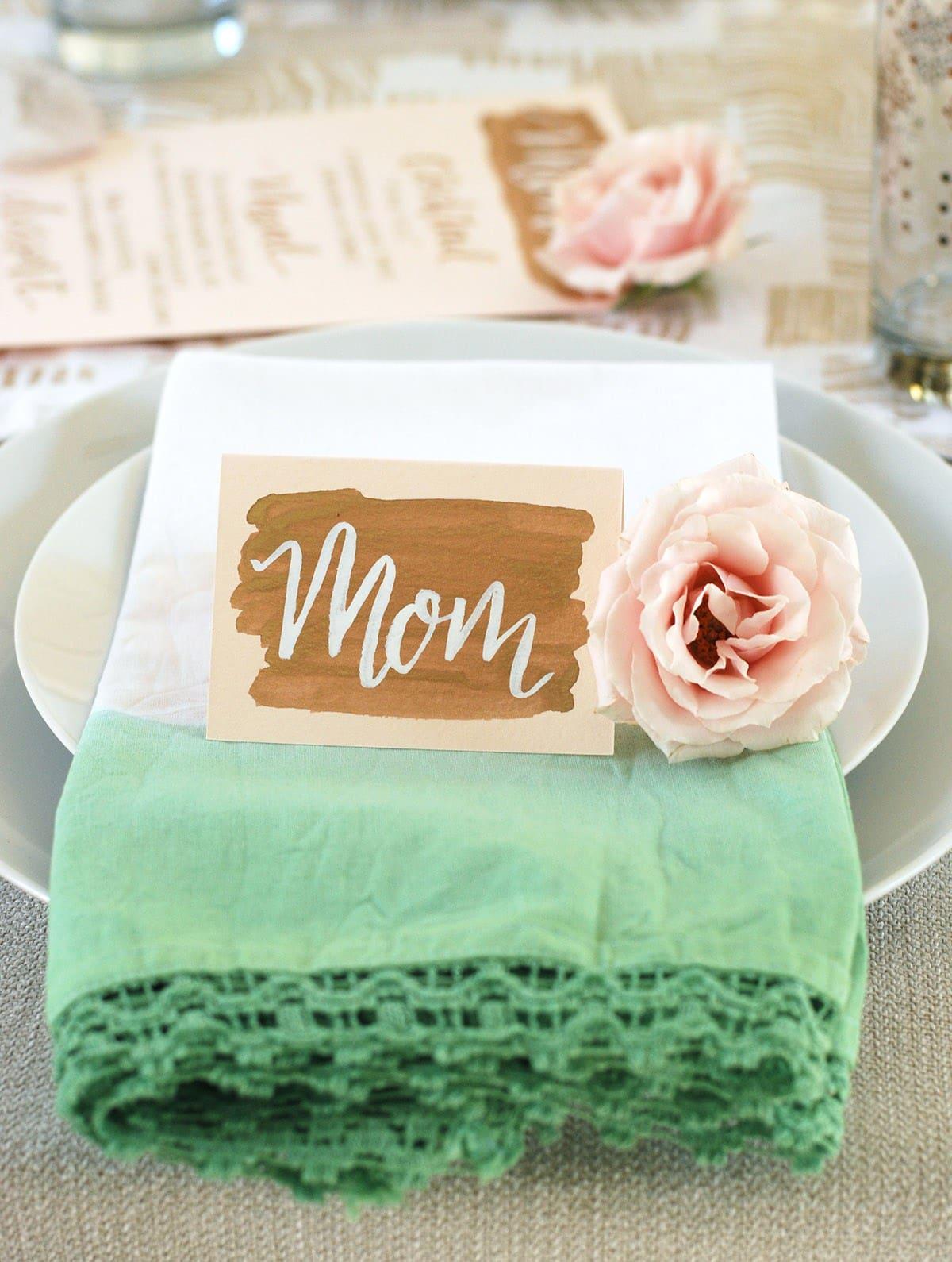 Mother's Day Brunch Menu + Ideas