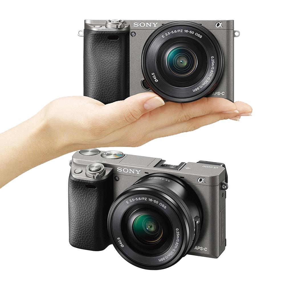 Perfect travel camera: mirrorless Sony A6000
